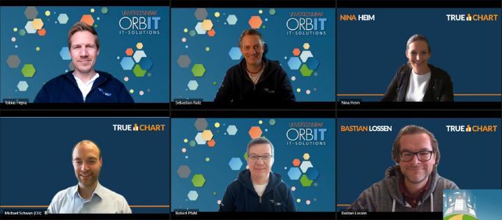 ORBIT TRUECHART New Partnership